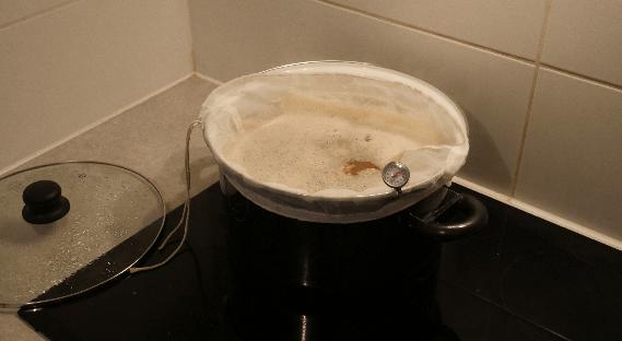 Empatage bière artisanale